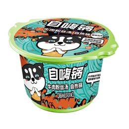 ZHG Self - heating hot pot series noodles soup 170g1PC