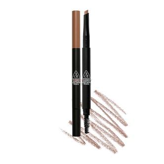 3CE Sharpen Edge Brow Pencil Cocoa Brown 1pc