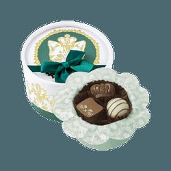 日本Mary's 猫咪皇冠巧克力 情人节限定 3枚入