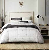 QBEDDING Australia Wool Comforter King Size