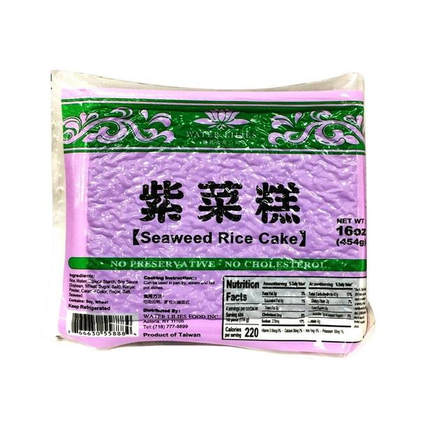 商品详情 - 蓮花紫菜糕 (16.00oz) - image  0