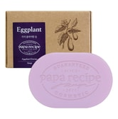 PAPA RECIPE Eggplant Clearing Soap 100g