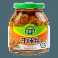 JI XIANG JU  Freshing Pickles 306g