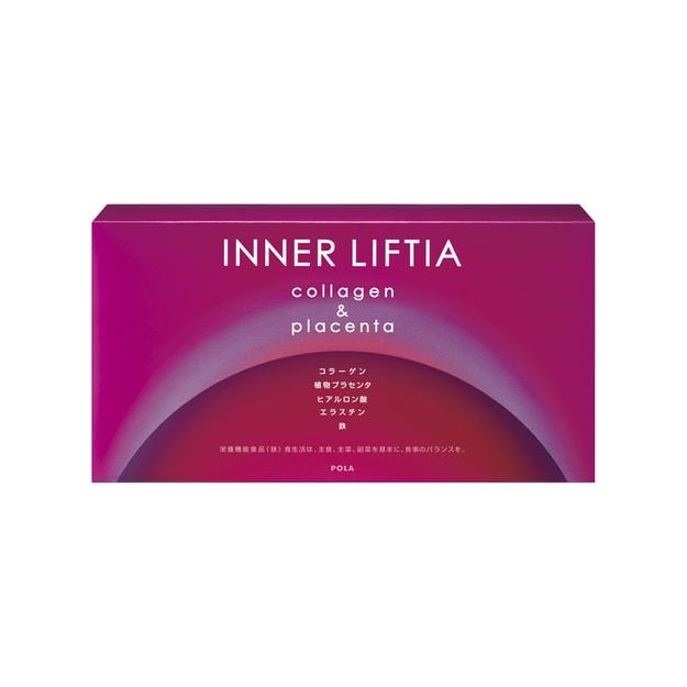 Product Detail - POLA INNER LIFTIA COLLAGEN&PLACENTA 90bags - image 0