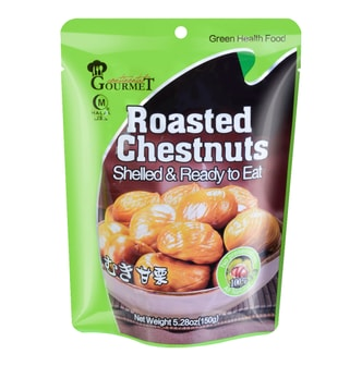 GOURMET Roasted Chestnuts 150g