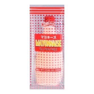 日本SHIRAKIKU 美乃滋蛋黄酱 500g