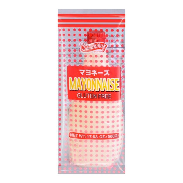 Product Detail - SHIRAKIKU Mayonnaise Gluten Free 500g - image 0