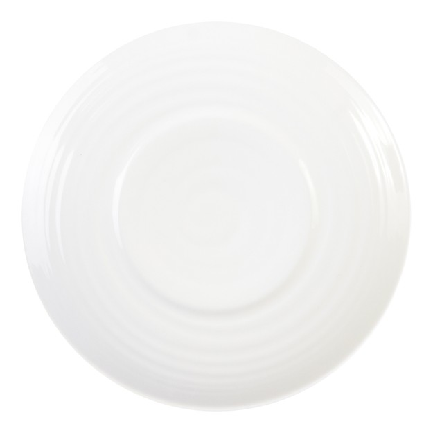 "Product Detail - Melamine Round Plate 8"" #White - image 0"