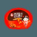 【国货零食 解馋新品】但氏 香菇脆豆干 528g
