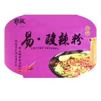 YI Sour Spicy Instant Noodle 291g