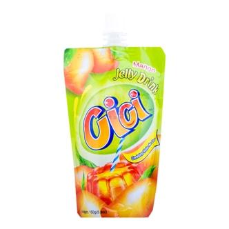 喜之郎 CICI 果冻爽添加果汁椰果粒 芒果 150g