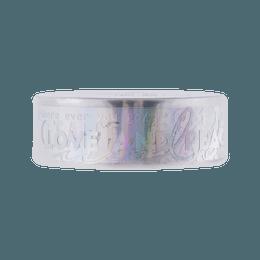 KINBOR 文具PET胶带 #银色标题 15mm*5m