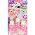 日本 KOBAYASHI 小林制药 桃花香马桶芳香剂 3pcs