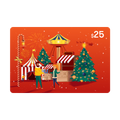 E-giftcard $25