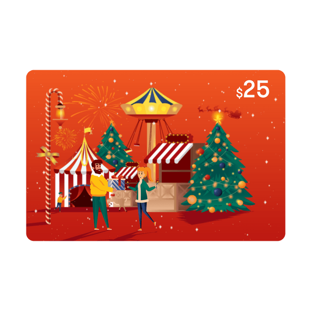 Product Detail - E-giftcard $25 - image  0