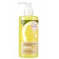 Nature Republic 免洗杀菌温和洗手液 99.9%强力杀菌效果 54.72% 酒精 300ml  柠檬香