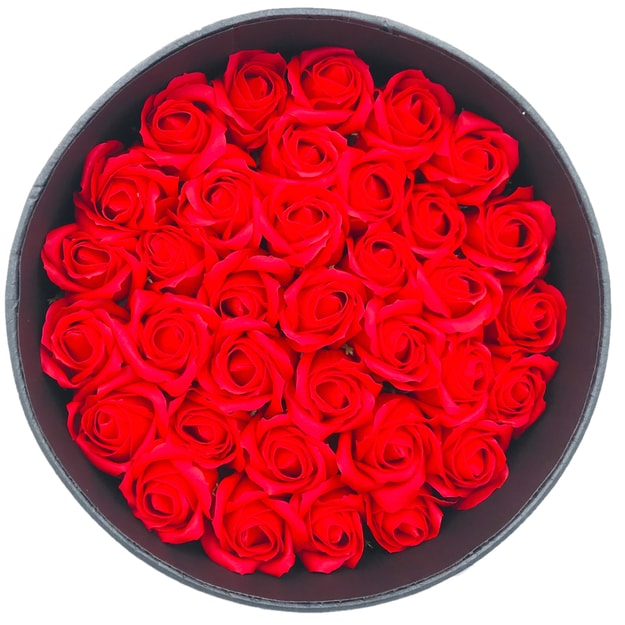 Product Detail - HYACINTH Red rose  cyclo box - image 0