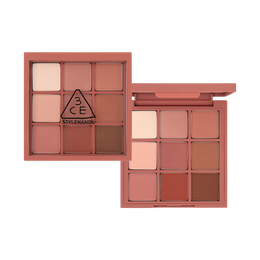 3CE MOOD RECIPE Multi Eye Color Palette #Dry Bouquet