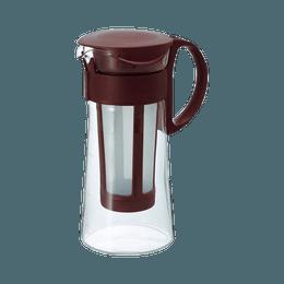 HARIO||高颜值冷萃咖啡壶||1迷你 棕色 1个