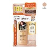 日本MEISHOKU明色 MOIST LABO BB 清透保湿遮瑕粉底液 #03自然肤色 SPF28 PA++ 25ml