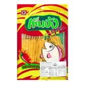 泰国LADYBIRD 鱼片串 香辣味 42.5g