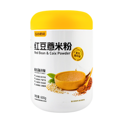 WUGU MOFANG Red Bean & Coix Meal 600g (New Formula New Packaging)