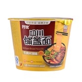 BAIJIA Sichuan Broad Noodle Beef Hot Pot Flavor Bowl 115g