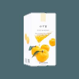 日本杉养蜂园 柚子蜂蜜 300g 日本国宝级蜂蜜