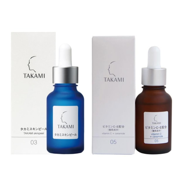 Product Detail - TAKAMI 05 Essence CE 30ml Pores Skin Texture Roughness Care And Skin Peel 30ml - image 0