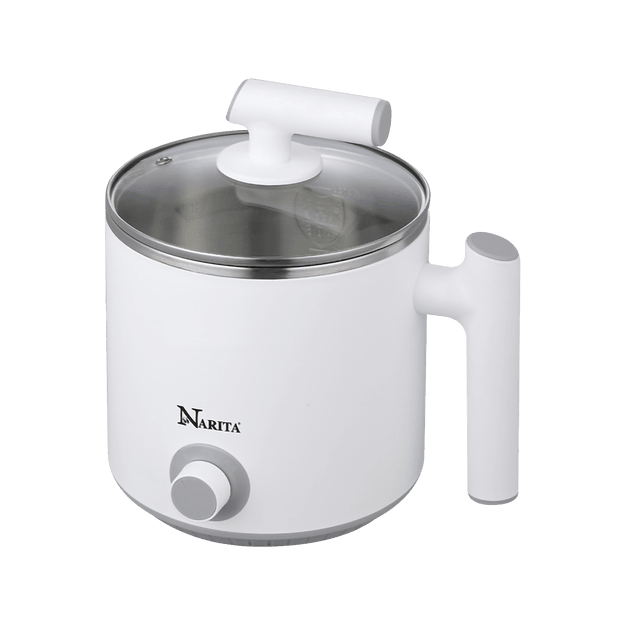 Product Detail - 【New】Narita Electric S.S Hot Pot Kettle 1.2 L - image 0