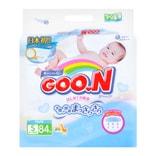 日本GOO.N大王 维E系列男女宝宝通用纸尿布 #S 4-8kg 84枚入
