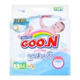 GOO.N Baby Diaper Tape Type S Size 4-8kg 84Pcs