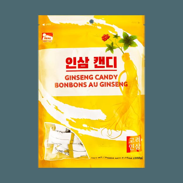 Product Detail - HAITAI Ginseng Candy 200g - image 0