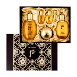 THE HISTORY OF WHOO Gong Jin Hyang Special Set