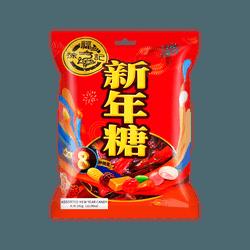 徐福记 新年糖 袋装 342g