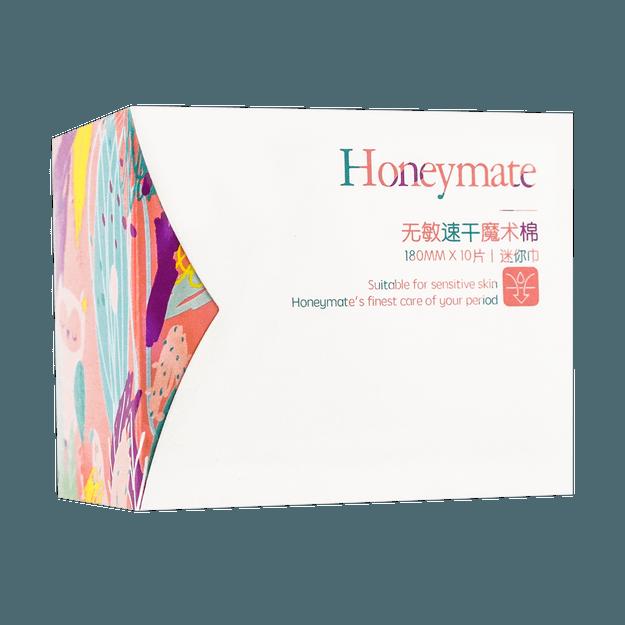 Product Detail - Honeymate Feminine Pad Mini 180mm 10pcs - image 0