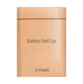TIGER Stainless Steel Cup Mocha 250ml MCA-B025TM