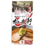 HOKKAIDO BAIKOHKEN Soy Sauce Ramen 2pc