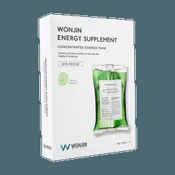 WONJIN EFFECT Energy Supplement Mask 30g x 10 Sheets