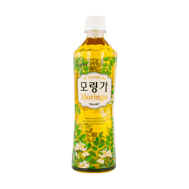 Product Detail - 【EXP 11/25/2020】LOTTE Moringa Tea Drink 500ml - image 0