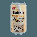 台湾红牌 珍珠奶茶 原味 350ml