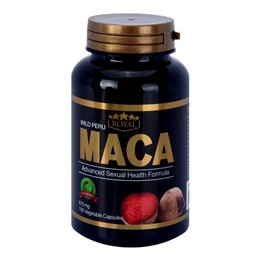 ROYAL MACA Advanced Sexual Health Formula 100Capsules (Man&Woman)