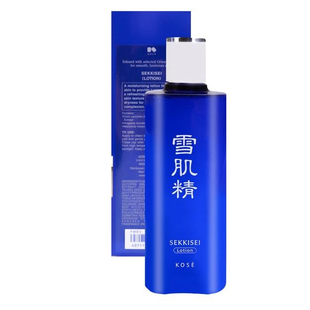 商品详情 - 【销量王】日本KOSE高丝 雪肌精 化妆水雪水 360ml  - image  0
