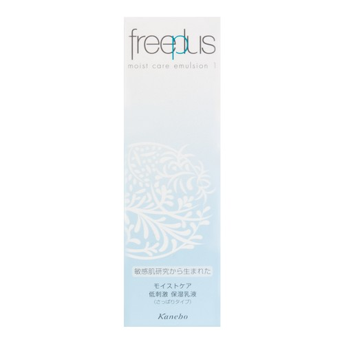 Freeplus moist care emulsion 1  100ml
