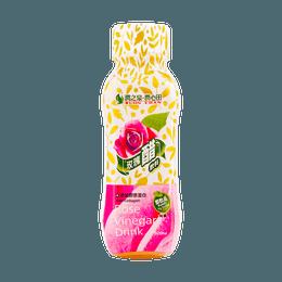 润之泉·润心田 玫瑰醋飲料 320ml
