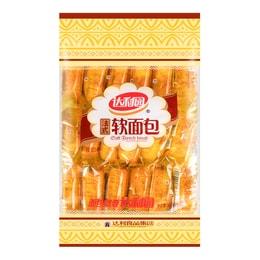 【尝味期限 1/13/2021】达利园  法式软面包 香奶味 18枚入 360g