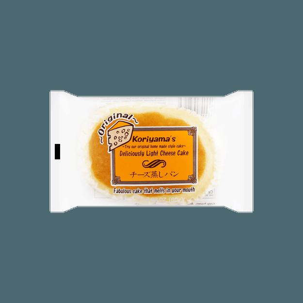 商品详情 - 【冷冻】日本KORIYAMA 芝士蛋糕 79g - image  0