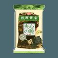 四洲 非油炸 南瓜籽夹心紫菜 15g