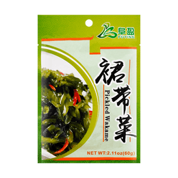 Pickled Wakame 60g