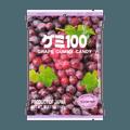 日本春日井 水果QQ软糖 紫葡萄味 107g
